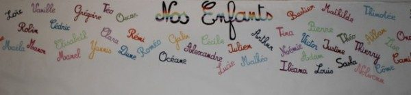 les prénoms de nos enfants (local)