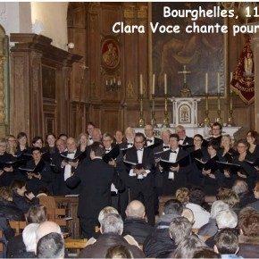 Le concert de Bourghelles