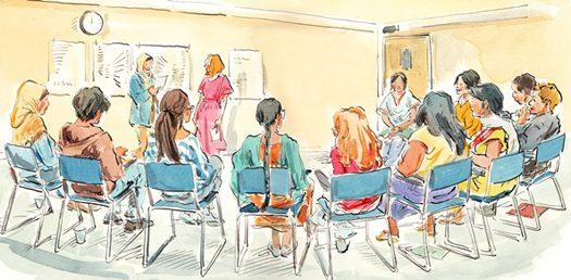 Formation Prévention Et Accompagnement Niveau 1