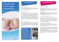 plaquettes Prévention MSN