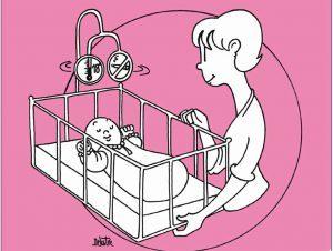 Prévention de la mort subite du nourrisson