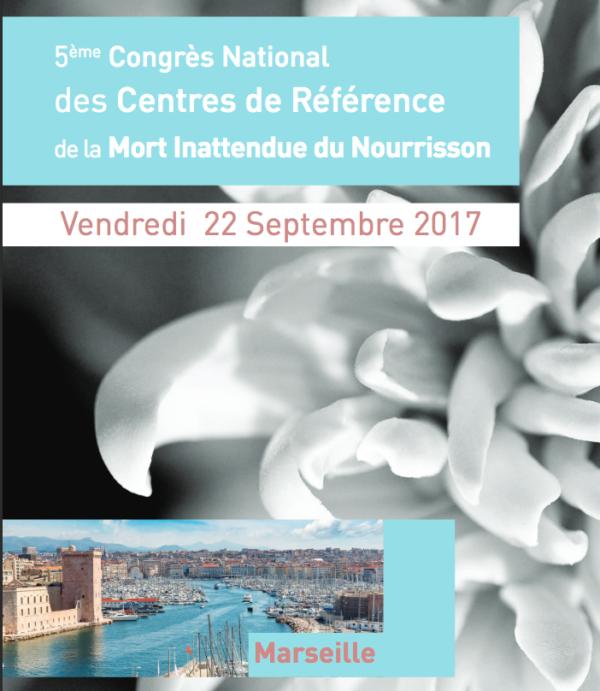 CONGRES DE L'ANCReMIN 2017 Marseille