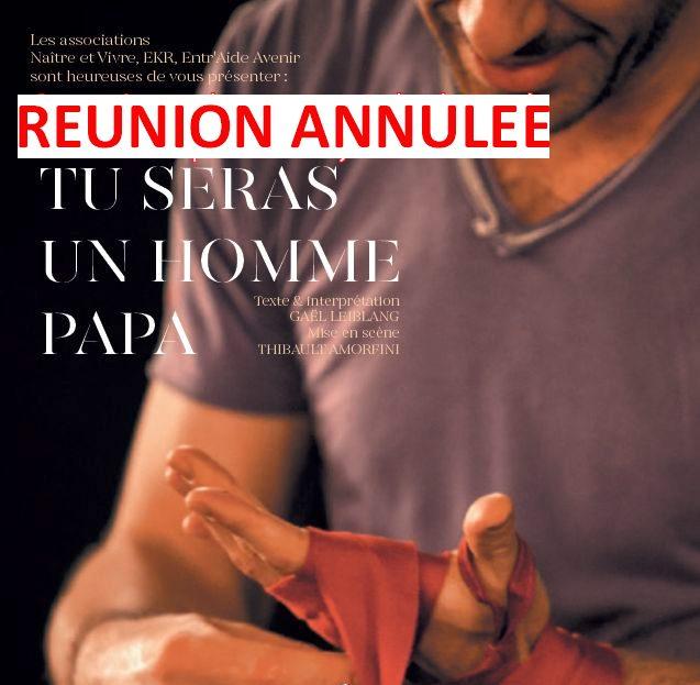 Reunion Un Homme Papa