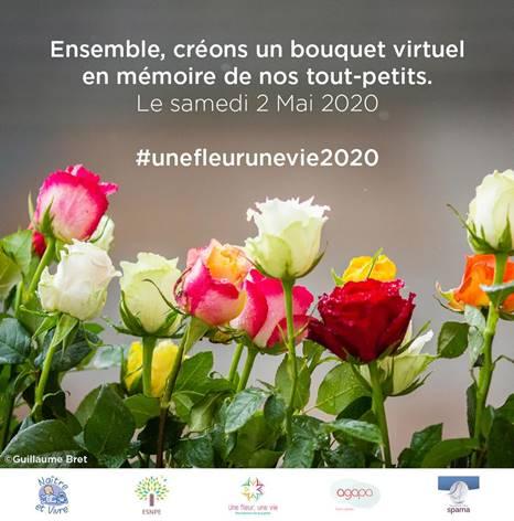 Une Fleur, Une Vie 2020