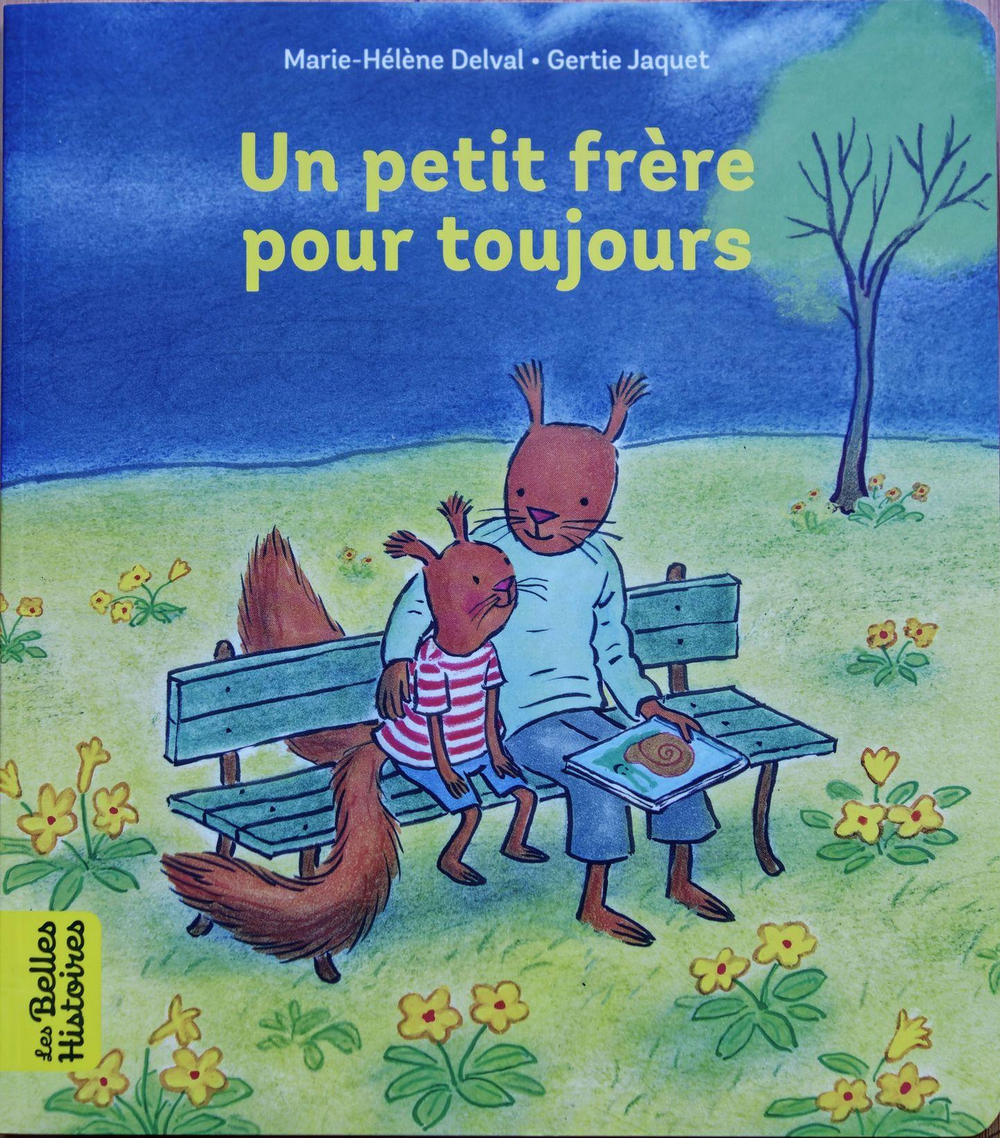«Un Petit Frère Pour Toujours» Nouvelle édition