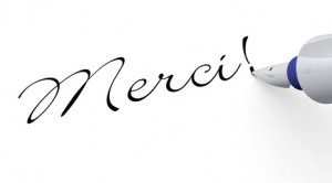 Stift Konzept - Merci!