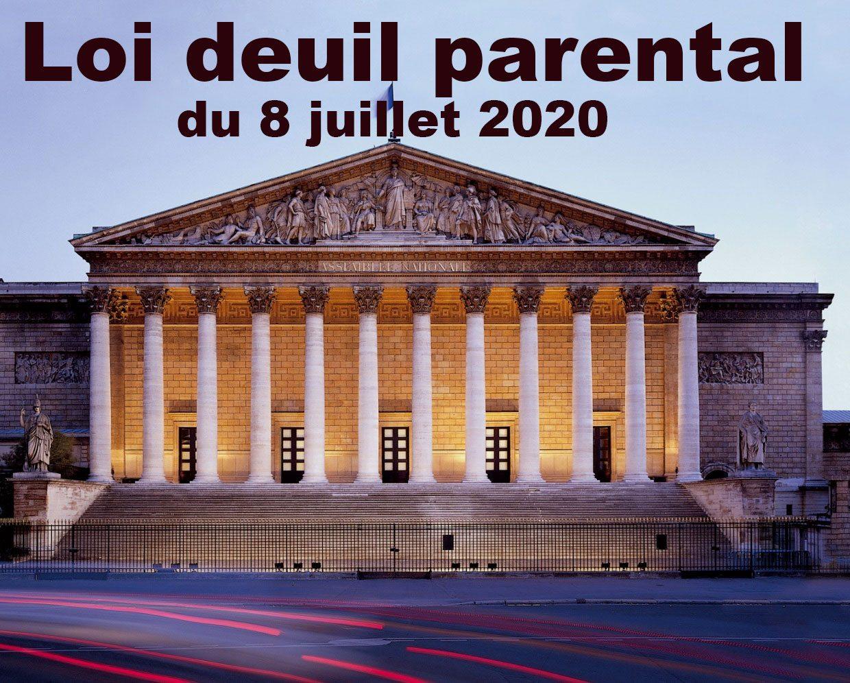 Loi Sur Le Deuil Parental